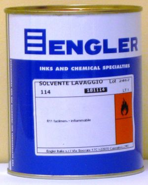Нормален разредител 202 за полиуретанови и епоксидни мастила