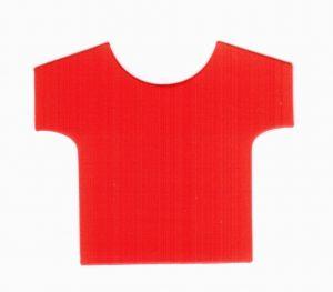 PLASTOPAQUE SF Червено - 5 кГ.